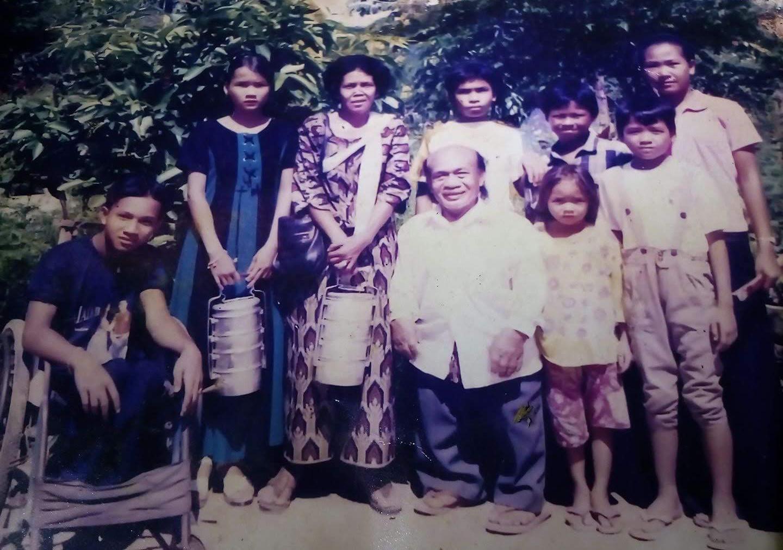 Chenda_portrait de famille