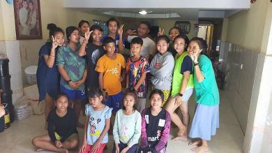 Portrait d'une famille d'accueil de PSE