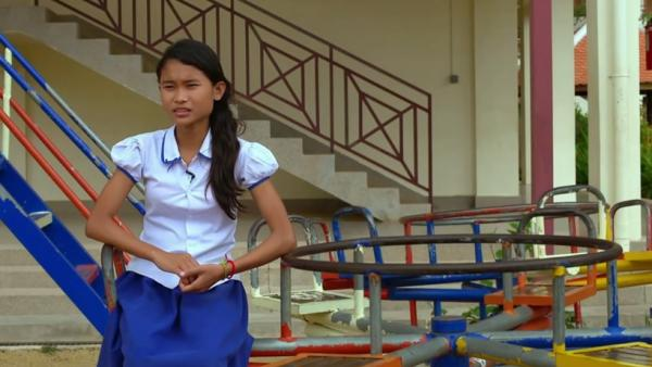 Karuna à 13 ans
