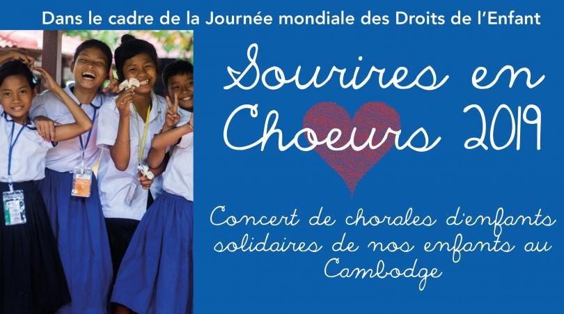 Sourires en Choeurs à Saint Didier au Mont d'Or