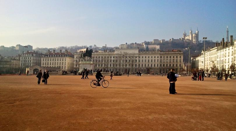 Place Bellecour, Lyon