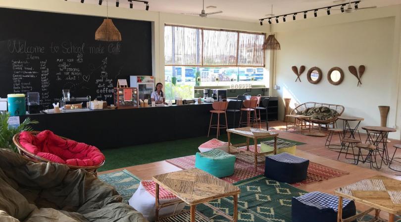 Le Coffee Shop de l'Ecole de Gestion et Vente