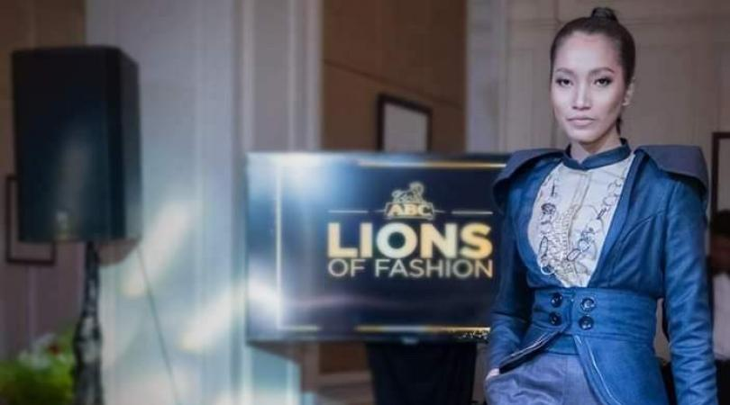 Sreypov lors des Lions of Fashion