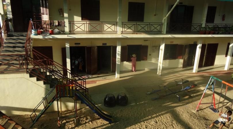 Les salles de classe de PSE
