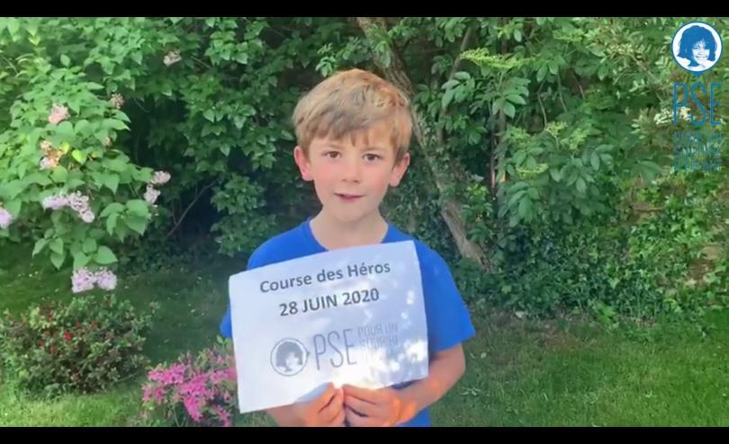 Course des Héros 2020 avec Pour un Sourire d'Enfant !