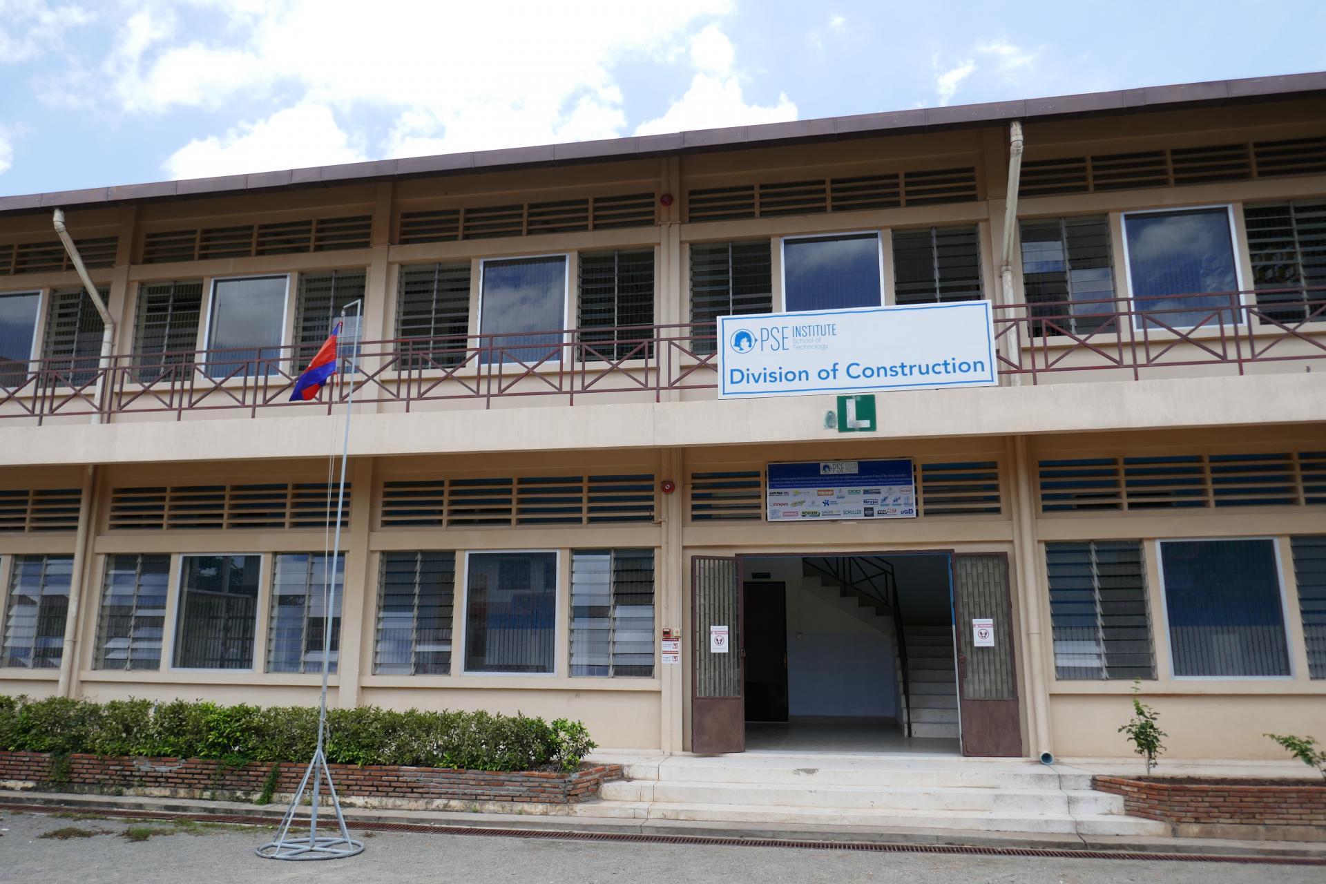 L'école de construction de PSE
